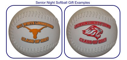 Softball Team Gifts
